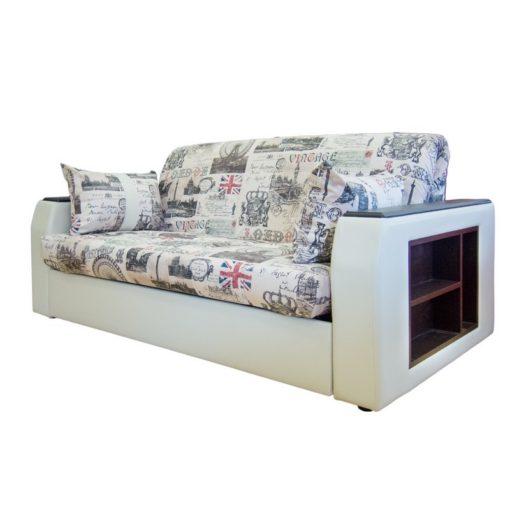 Диван-кровать Кардинал-5 (с полкой) 1