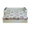 Диван-кровать Кардинал-5 (с полкой) 3