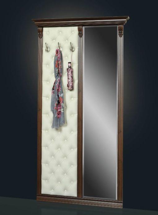 Вешалка с зеркалом Б5.10-7 1