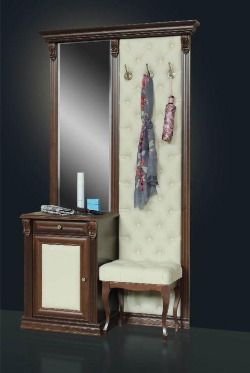 Вешалка с зеркалом Б5.10-7 3
