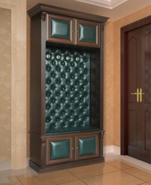 Вешалка с дверками Б5.15-4 1