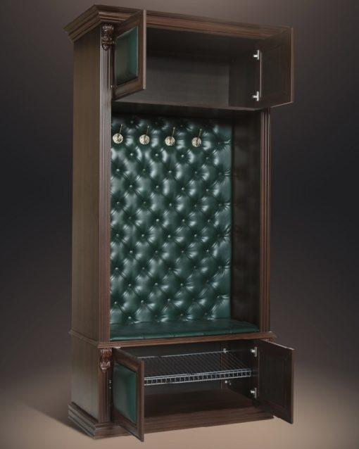 Вешалка с дверками Б5.15-4 2