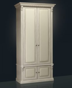 Шкаф 2-х створчатый Б5.15-2 карамель 1