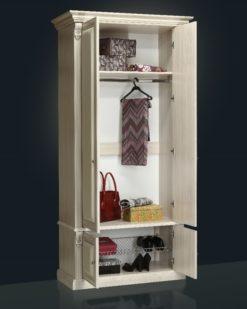 Шкаф 2-х створчатый Б5.15-2 карамель 2