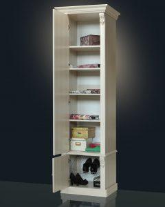 Шкаф 1но створчатый Б5.15-1 карамель 2