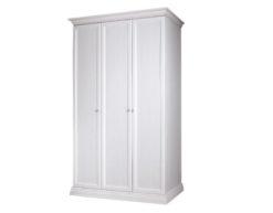 Шкаф Амели 3-х дв. (без зеркал) для платья и белья 2