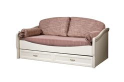 Кровать 1-но спальная боковая Амели 1
