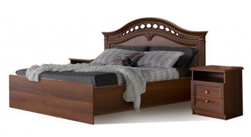 Кровать Европа-7 подъемная с 1 спинкой 1