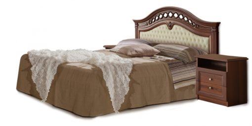 Кровать Европа-7 подъемная с мягкой спинкой 2