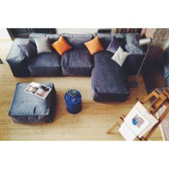 Модульный набор бескаркасной мебели
