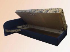 Тахта угловая со столиком 2