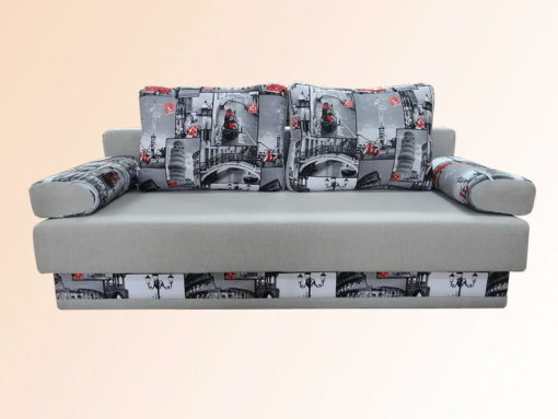 Диван-кровать Руно-1 new (без подушек) 5