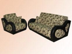 Комплект мягкой мебели Блюз 1