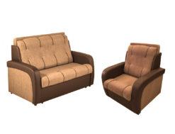 """Комплект мягкой мебели """"Бриз"""" малый"""