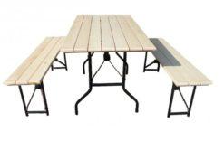 Стол прямоугольный СПД 2