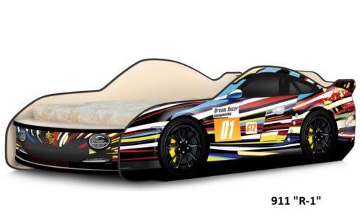 Кровать-машина 911 1