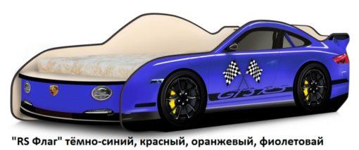 Кровать-машина 911 4