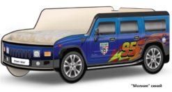Кровать-машина Джип Хаммер 2
