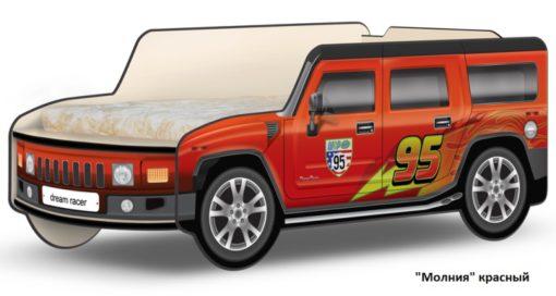 Кровать-машина Джип Хаммер 5