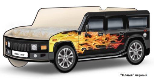 Кровать-машина Джип Хаммер 9
