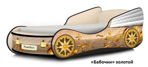Кровать-машина Кабриолет 4