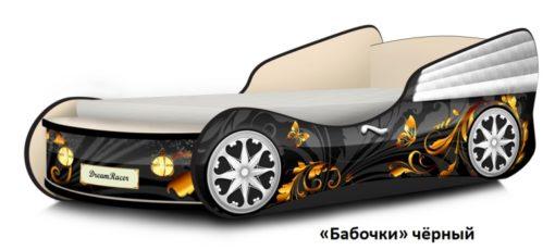 Кровать-машина Кабриолет 5