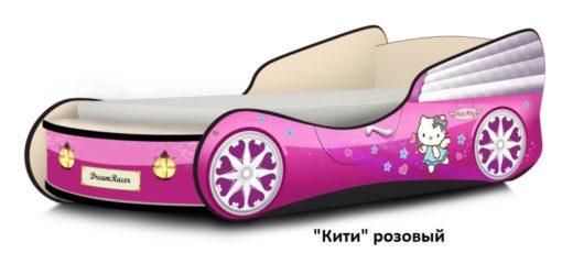 Кровать-машина Кабриолет 6
