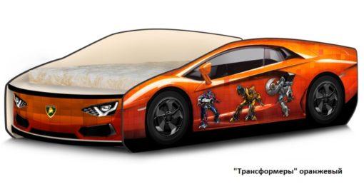 Кровать-машина Ламбо 7