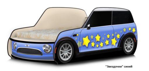 Кровать-машина Мини 2