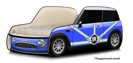 Кровать-машина Мини 3