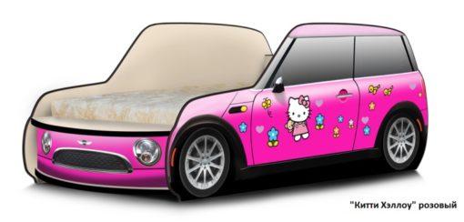 Кровать-машина Мини 7