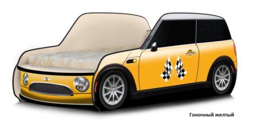 Кровать-машина Мини 8