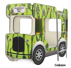 Кровать Автобус Микробас 1