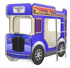 Кровать Автобус Микробас 2