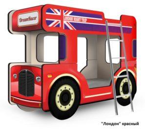 Кровать Автобус Омнибус 1