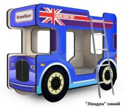 Кровать Автобус Омнибус 2