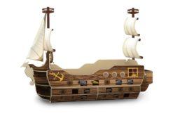 Кровать-корабль «Корсар» 1