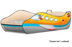 Кровать Самолетик 1