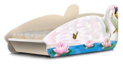 Кровать Лебедь 1