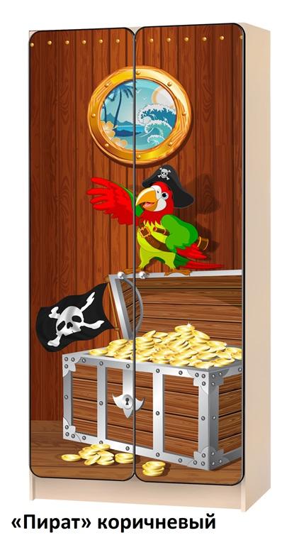Шкаф детский с морской тематикой 4