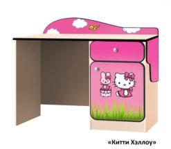 Стол детский письменный для девочки 1