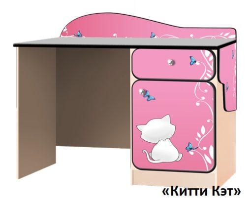 Стол детский письменный для девочки 2