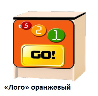 """Тумбочка детская """"Спорт"""" 1"""