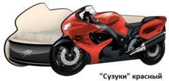 Кровать Мотоцикл 1