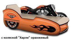 Кровать Мотоцикл 2