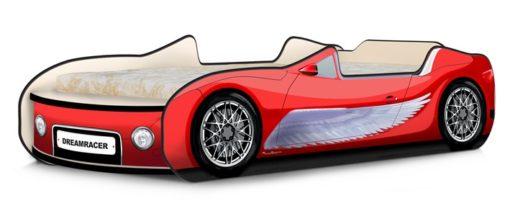 Кровать-машина Кабри Крылья 1