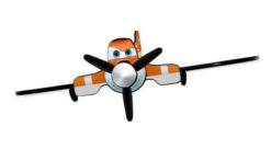 Полка Самолетик Моноплан 1