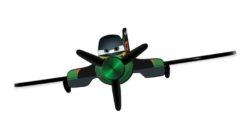 Полка Самолетик Моноплан 2