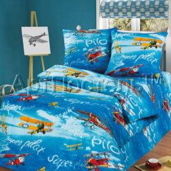Детское постельное белье для мальчиков 1