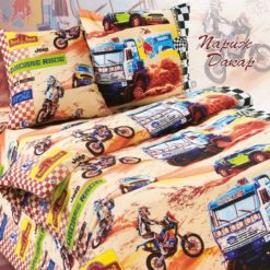 Детское постельное белье для мальчиков 2
